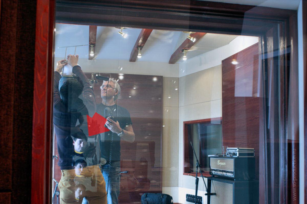 Строительство и оборудование студии